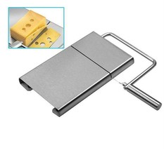 Cheese Slicer Butter Cutter Knife Blade Kitchen Cooking Stainless Steel ... - €21,72 EUR