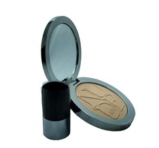 DIORSKIN NUDE AIR POWDER HEALTHY GLOW INVISIBLE POWDER+KABUKI BRUSH 10g ... - $55.44