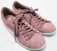 PUMA Ladies Vikky Suede Sneaker - Elderberry - Size 8.5 - $25.73