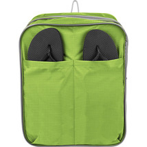 "NEW TRAVELON LARGE 14"" X 11"" EXPANDABLE PACKING CUBE LIME - $503,97 MXN"