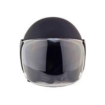 1x Motorcycle Helmet Vintage Half Open Capacete Moto Helmets For Men Women  - $62.99