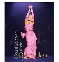Gentlemen Prefer Blondes Pink Mink Blanket - $79.99