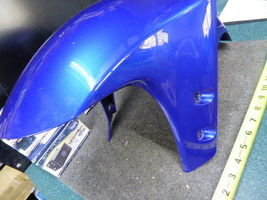 SUZUKI GSX R600 Fender Hugger Blue 990A0-60001-YU7 and Blue 990A0-60001-YBA image 6