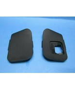 06-15 Lexus IS250 IS350 IS F steering wheel COVERS TRIM left right Black... - $17.27