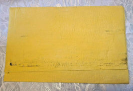 WETTEX First Federal Savings and Loan Advertising Chamois Cloth - Wilson NY image 3