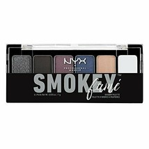 NYX Professional Makeup The Smokey Fume Shadow Palette - $6.25