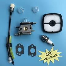 Carburetor For Mantis Echo Tillers C1U-K54A 12520013122 12520013123 1252... - $15.76