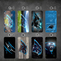 wallet case Carolina Panthers LG V30 V35  G6 G7 thinQ Google pixel XL 2 2XL - $16.48+