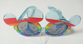 DISNEY SUNGLASSES TOKYO DISNEY RESORT RAINBOW MICKEY MOUSE KIZ SIZE Hall... - $36.45