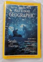 National Geographic Magazine -April 1987, Vol. 171, No. 4 - $13.00