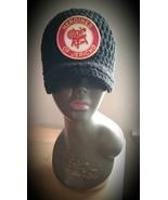 Heroines of Jericho Masonic Inspired Handmade Crochet Hat w/ Brim - $25.00