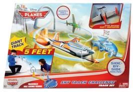 Disney Pixar Planes Air Race Track Set Sky Track Challenge Playset & Dus... - $41.53