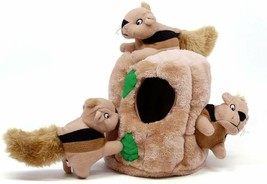Outward Hound Interactive Puzzle Toy – Plush Hide and Seek Activity for - £15.95 GBP