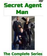Secret Agent Man (The Complete Series) - $45.50
