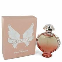 Olympea Aqua by Paco Rabanne Eau De Parfum Legree Spray 2.7 oz for Women - $68.41
