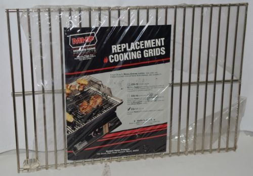 Modern Home Products CG17 Replacement Cooking Grid Nickel Chrome Plated