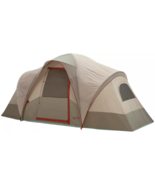 BASS PRO SHOP ECLIPSE 8 MAN TENT VOYAGER USED WITH NO POLES, COMES WITH ... - $87.12