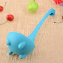 1pc Kitchen Supplies Dinosaur Spoons Soup Loch Ness Ladle Long Handle Spoon image 5