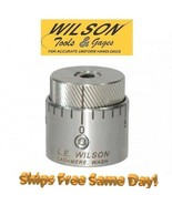 LE Wilson Chamber Type Seater Die Micro-Adjust Cap Stainless Steel NEW! ... - $44.54