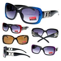 CG New Luxury Fashion Womens Rectangular Thick Plastic Designer Sunglasses - $7.95