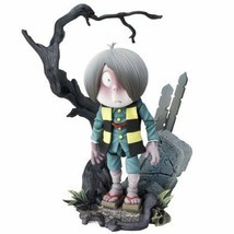 Neuf Revoltech Takeya No.006 Gegege non Kitaro Kitarou Figurine Kaiyodo F/S - $118.96
