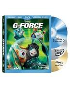 G-Force (Three-Disc DVD/Blu-ray Combo +Digital Copy) Brand New with Slip... - $8.79