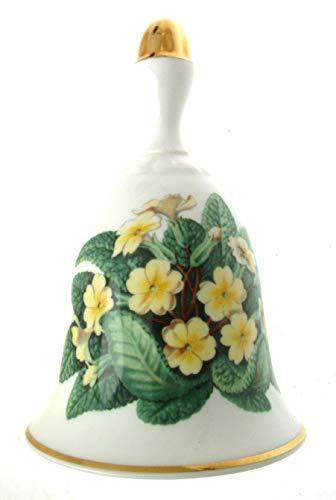 Danbury Mint Sumner Collection Wildflower Bells - Primrose Design - February - C - $25.47