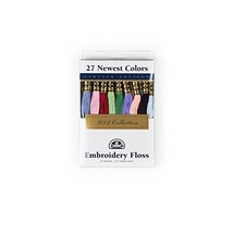 DMC Embroidery Floss Pack 8.7yd, Limited Edition 27/Pkg - $18.18