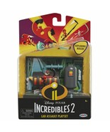 Disney Pixar Incredibles 2 Lab Assault Playset with Elastigirl - $11.26