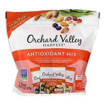 ORCHARD VALLEY HARVEST Antioxidant Mix, Non-GMO, No Artificial Ingredients, 1 oz