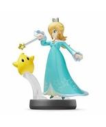 Nintendo Amiibo Rosalina and Luma (Rosetta & chico) Super Smash Brothers New - $20.08