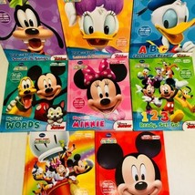 DISNEY My First Smart Pad Lot of 8 Books Goofy Mickey Minnie & More - $19.79