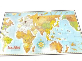 PART game bored Axis & Allies 1984 Milton Bradley WWII Gamemaster Series... - $16.82