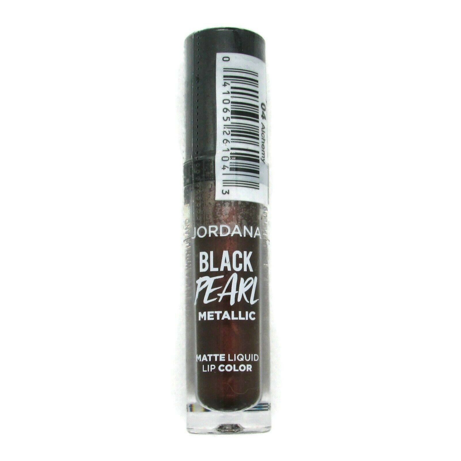 Jordana Black Pearl Metallic Matte Liquid Lip Choose Your Color - $3.99 - $8.99