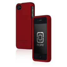 Incipio IPHONE 4/4S Ecke Pro Hartschale Slider Schutzhülle - Rot - $6.92