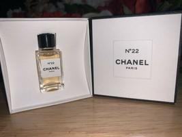 New Chanel Les Exclusives №22 Eau De Parfum Edp 4ml 0.12 Fl.Oz Miniature - $44.54