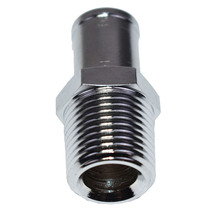 """A-Team Performance Water Pump and Intake Manifold Fitting 1/2"""" Npt to 5/8"""" Hose  image 6"""