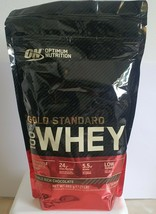 Optimum Nutrition Gold Standard 100% Whey Powder Double Rich Chocolate 465g - $28.81