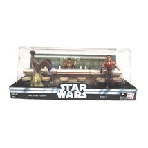 2004 Star Wars Mos Eisley Cantina Scene 1 Action Figure Set NEW SEALED - $186.07