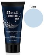 IBD LED/UV Control Gel - Clear,   2 oz