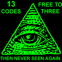 2 Left!! Free W $99 Or More ORDER- First 3 To Claim!! 13 Advanced Codes Magick - $0.00