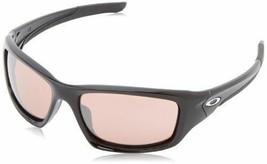 Oakley Valve Sunglasses OO9236-04 Polished Black Frame W/ Pink Lens - $59.39