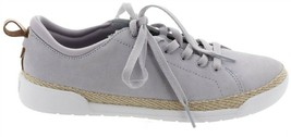 Ryka Suede Lace-Up Sneakers Olyssia Breezy Lilac 7W NEW A347801 - €47,87 EUR