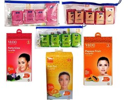 VLCC Regular Facial Kit 5 Session Choose from 6 Variants Skin Care - $21.00+