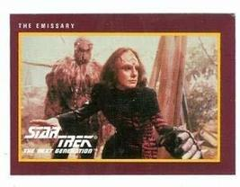 Star Trek The Next Generation card #170 The Emissary K Ehleyr Suzie Plakson - $3.00