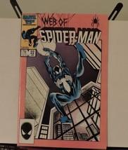 Web of Spider-Man #22 Jan 1986 - $2.21