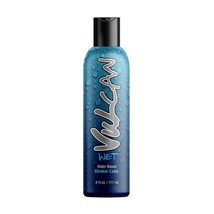 VULCAN WET WATER BASED STROKER LUBE 6 OZ  - $13.86