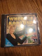Ruota di Fortune Cd-Rom Jewel Custodia PC, Hasbro Interattivo Relitto N 24h - $16.69