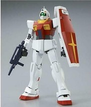 NEW BANDAI MG 1/100 RMS-179 GM II Plastic Model Kit Z Gundam from Japan F/S - $106.17