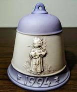 "Hummel Goebel: 1994 Hummel Christmas Bell Ornament - ""Festival Harmony"" ... - $12.86"